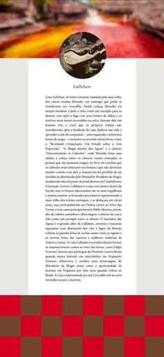 Castelobruxo - A História da Casa Callidum