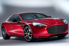 2014 Aston Martin Rapide S, $200,000 MSRP; astonmartin.com