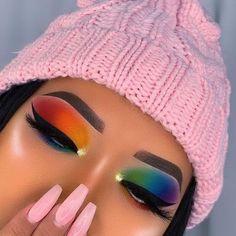 Blending on Point Eyeshadow LookYou can find Eyeshadow looks and more on our website.Blending on Point Eyeshadow Look Simple Makeup Looks, Makeup Eye Looks, Beautiful Eye Makeup, Eye Makeup Art, Pretty Makeup, Eyeshadow Makeup, Blending Eyeshadow, Silver Eyeshadow, 80s Makeup