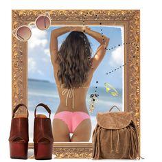 """""""Exotic DiDikini Style"""" by www.bikiniluxe.com"""