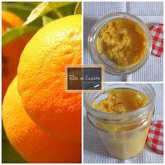 Telita na Cozinha: orange curd