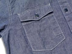 "wolfpack | Rakuten Global Market: 2014 SS ""SSDD Chambray S/S Shirts chambray short sleeve shirt"" 9318 (PAWN / Pan / パウン /Freshjive / flesh give /enjoy enjoy /FUCKING AWESOME ファッキングオーサム /VANS / casual/USA)."