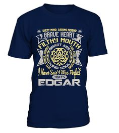 LOVE SYMBOL - THAT'S EDGAR  #gift #idea #shirt #image #animal #pet #dog #bestgift #cat #bichon #coffemugs #autism