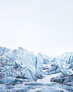 Nigardsbreen, Plate I, Norway, 2011.