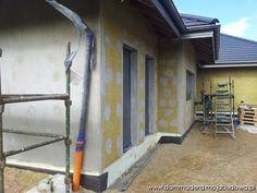Blog MojaBudowa.pl - internetowy dziennik budowy, katalog firm budowlanych Bungalow House Design, 3 Bedroom House, Dream House Plans, House Ideas, How To Plan, Photos, Home, Fuller House, Houses
