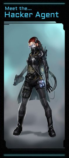 Satellite Reign- Hacker Agent