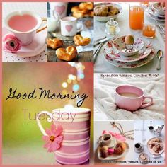 "Pink, ""Good morning Tuesday"" mood/color collage 12249656_1032432003473562_978110016563361346_n.jpg (800×800)"