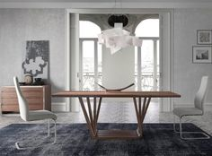 Dinning Room Tables Round Dining Table Contemporary Furniture Italian
