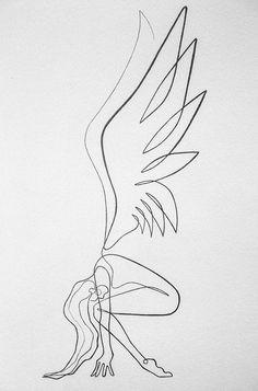 Line Art Tattoos, Small Tattoos, Tatoos, Art Drawings Sketches, Tattoo Drawings, Line Drawings, Minimal Drawings, Tattoo Sketches, Outline Art
