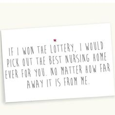 Mother's Day Cards That Don't Suck: Your mom deserves the best in the world right?!