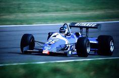 Jean-Pierre Jarier (Great Britain 1983) by F1-history on deviantART