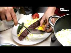 Restaurante Café Gourmet, Comida Iraní