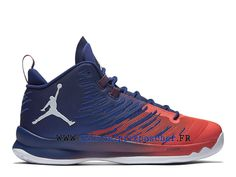 separation shoes 242e1 92643 Fly 5 X (Team) Chaussures Basketball Pour Homme Bleu   Blanc   Rouge Air  Jordan Site Officiel Moins cher - Officielprixpascher.