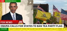 Confederate flag, Tea Party flag. Soon the US flag will be a hate symbol. Enlist with me at http://USFREEDOMARMY.COM.