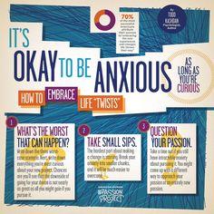 #infographic #anxious