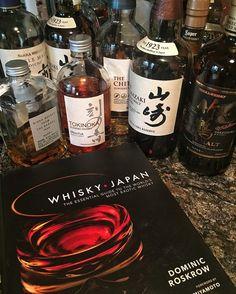 Dominic Roskrow viski dünyasının en verimli yazarlarından biri. Son eseri Whisky Japan şimdi elime ulaştı tam bir başucu kitabı olmuş Yet another masterpiece from one of the most prolific whisky writers Dominic Roskrow: Whisky Japan #DominicRoskrow #WhiskyJapan #WhiskyBook