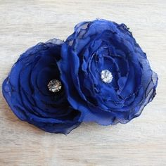 Image of eBook: How to Make Fabric Flowers - Cabbage Rose