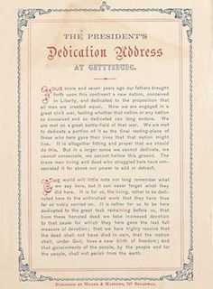 Business Management Essay Topics The Gettysburg Address He Broke My Heart Gettysburg Address Essay  Contests American History How To Write A Thesis For A Persuasive Essay also English Essay Writing Examples  Best Gettysburg Address November   Images  Abraham  High School Graduation Essay