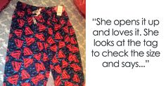 Guy Gets His Wife Too-Small PJ's By Accident, And It Ends Up Changing Her Life | Bored Panda