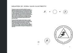 Icon design for saving power. Icon Design, My Design, Portfolio Design, College, Branding, Portfolio Design Layouts, University, Brand Management, Brand Identity