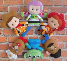 Crafts Projects For Girls - - Christmas Crafts For Kids To Make Nativity - DIY Crafts For Kids Videos Clay - African Bead Crafts Crafts For Kids To Make, Kids Crafts, Arts And Crafts, Party Crafts, Bible Crafts, Toy Story Party, Toy Story Birthday, Felt Diy, Felt Crafts
