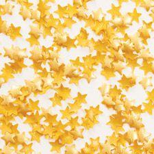 Wilton Gold Stars Edible Glitter (to go on purple marshmallow pops/Rapunzel theme)