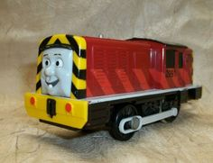 Thomas /& Friends Trackmaster 2002-2014-Used Condition-Work Great