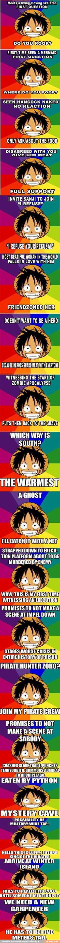 Anime manga One Piece / iFunny :)