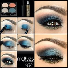 Motives Cosmetics Secret Moments Palette Pictorial