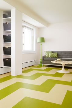Forbo Marmoleum Click - Eco-Friendly, Non-Toxic, All Natural, Linoleum Floating Flooring - Green Building Supply