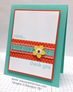 Happy Watercolor, Stampin' Up!, Brian King, PP192