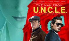 The Man From U.N.C.L.E. Second Trailer & New Poster Released http://comicbook.com/2015/06/11/the-man-from-u-n-c-l-e-second-trailer-new-poster-released/