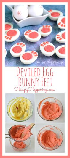 Why serve ordinary deviled eggs this Easter when you can present your family with these adorable Deviled Egg Bunny Feet instead? This post is brought to you by Eggland's Best Eggs.