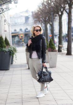 WEEKEND CASUAL : P.S. I love fashion by Linda Juhola