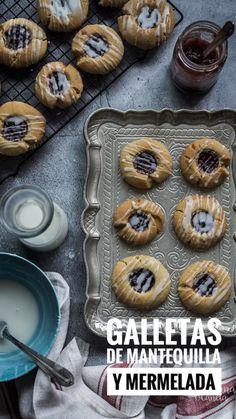 Almond Flour Recipes, Bread Recipes, Cookie Recipes, Almond Cookies, Shortbread Cookies, Friend Recipe, Tasty, Yummy Food, Birthday Cookies