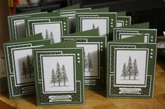 Peace on Earth  Christmas Card Stampin Up by noemi