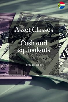 Cash! That thing we can never get enough of! Cash or equivalents – the thing we believe is money!  If you love having your money liquid (that is, available at the click of your fingers), then this asset class is for you.   This asset class is essentially short term loans to banks, governments and other reputable institutions who will pay back your money quickly.