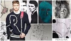 Original Art Surface Inspiration, men's, F/W 2015-16, BAUHAUS BLOCK