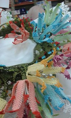 Sadıkin Needle Lace, Bobbin Lace, Point Lace, Lace Making, Needlepoint, Tatting, Needlework, Elsa, Diy And Crafts