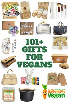 Looking for vegan gift ideas? This incredible list of 101 gifts for vegans will inspire and excite in equal measure! Homemade Gift Baskets, Homemade Gifts, Why Vegan, Vegan Keto, Gift Hampers, Food Hampers, Happy Vegan, Vegan Humor, Host Gifts