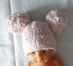 Handmade Newborn Photography Props   Baby Hat Two large by Ifonka, $18.50