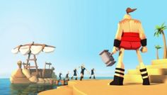 """Peter Molyneux's Godus Out Today on iOS, Is The """"Hardest, Most Amazing"""" Game He's Ever Made - http://videogamedemons.com/news/peter-molyneuxs-godus-out-today-on-ios-is-the-hardest-most-amazing-game-hes-ever-made/"""