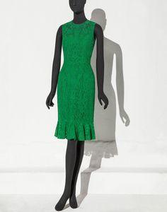 Dolce&Gabbana|F6PJ6T-FLMK8|Платья длиной 3/4|Платья