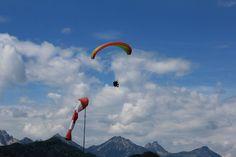 Landeplatz Tegelberg Paragliding, Juni, After School, Flamingo, Trips, Animals, School, Vacation, Flamingo Bird