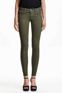 Pantaloni super elasticizzati   H&M