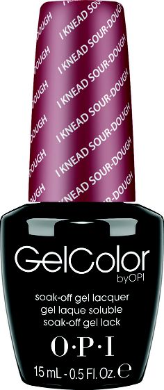 Find your next favorite gel nail polish color at OPI®. Gel nail polish is available in an array of colors with a weightless feel and long-lasting high-gloss finish. Nail Polish Colors, Gel Nail Polish, Gel Nails, Opi, Soak Off Gel, Gel Color, Bottle Design, Vitamins And Minerals, Natural Nails