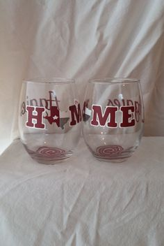 Hey, I found this really awesome Etsy listing at https://www.etsy.com/listing/265708673/texas-am-aggies-hand-painted-stemless