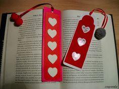 Prace plastyczne - Kolorowe kredki: Walentynkowe zakładki do książek Art For Kids, Crafts For Kids, Nintendo Wii Controller, Kids And Parenting, Techno, Art Ideas, Feltro, Manualidades, Book