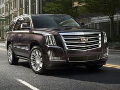 De nieuwe Cadillac Escalades is liquidatie-proof