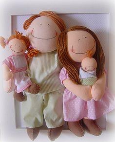 Quadro Porta Maternidade Modelo padrão